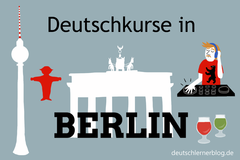 Deutschkurse Berlin - Sprachschulen Berlin