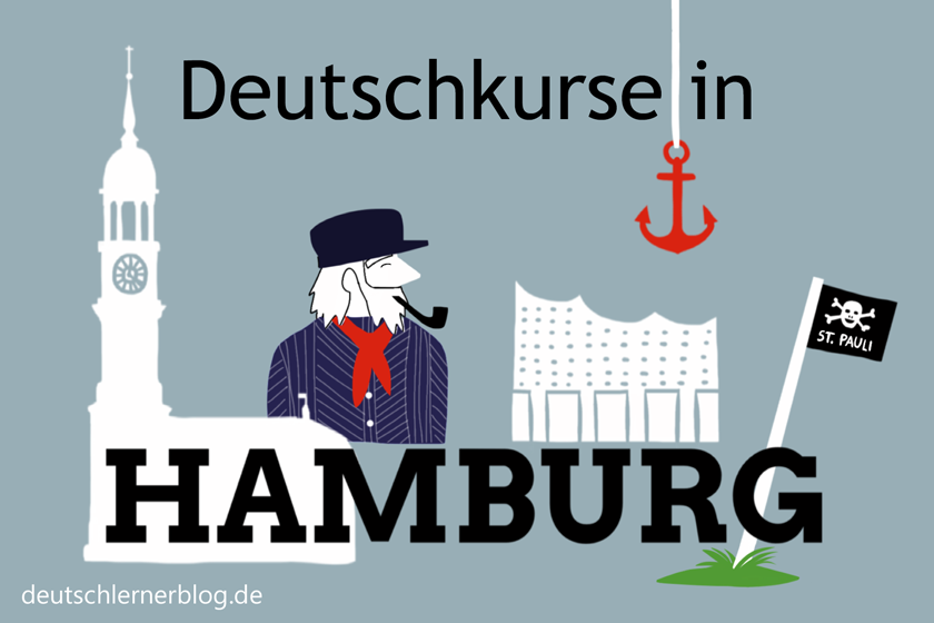 Deutschkurse in Hamburg - Sprachschulen in Hamburg - Deutschlernen in Hamburg