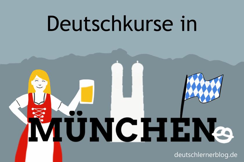 Deutschkurse in München, Sprachschulen in München, Deutsch lernen in München