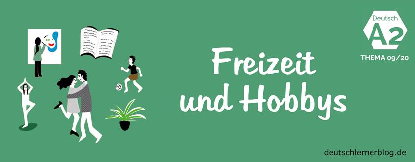 Freizeit und Hobbys Deutsch A2