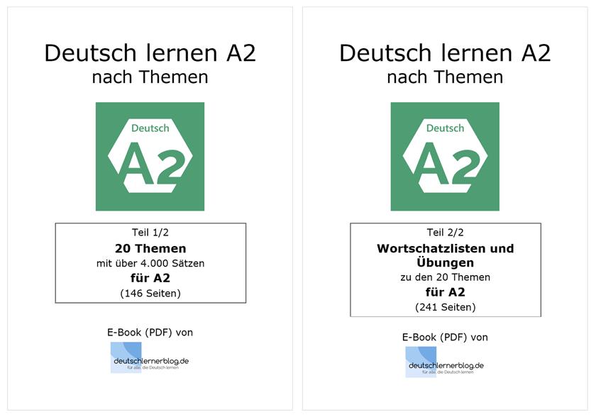 E-Book Deutsch A2