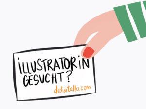 Illustrationen erstellen lassen - Illustrator - Illustratorin finden