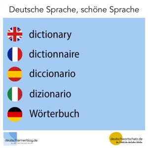 Wörterbuch deutschlernerblog deutschwortschatz Galerie - deutsche Sprache