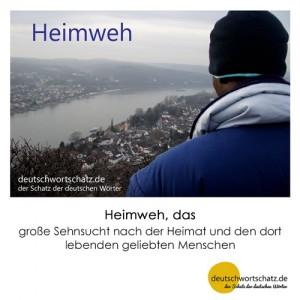 Heimweh - Wortschatz Deutsch Bilder