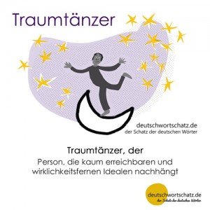 Traumtänzer - Wortschatz Deutsch Bilder