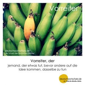 Vorreiter - Wortschatz Deutsch Bilder