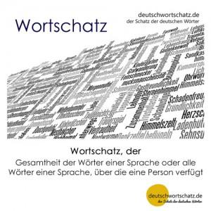 Wortschatz - Wortschatz Deutsch Bilder