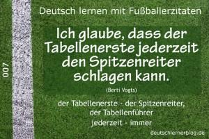 Deutsch lernen mit Fußballerzitaten 007 Tabellenerste Spitzenreiter 640x427 70