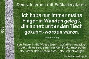 Deutsch lernen mit Fußballerzitaten 008 Finger Wunde unter Tisch 640x427 70