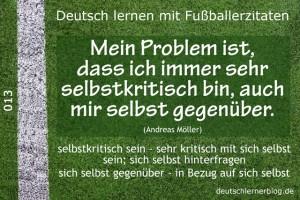 Deutsch lernen mit Fußballerzitaten 013 selbstkritisch mir selbst gegenüber 640x427 70