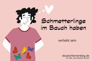 Schmetterlinge-im-Bauch-Redensarten-deutschlernerblog