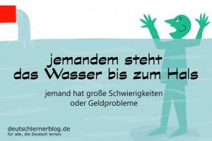 Wasser_bis_zum_Hals_Redewendungen_Bilder_deutschlernerblog