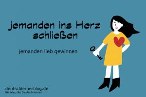 ins-Herz-schliessen-Redewendungen-Bilder-deutschlernerblog
