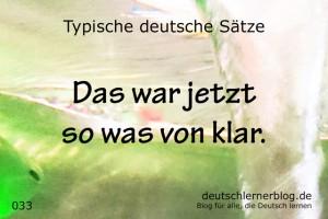 deutsche Sätze 033 So was von klar deutschlernerblog 640